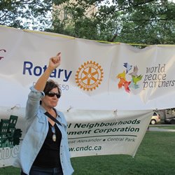 Rotary Adventures in Human Rights (RAHR)